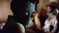#SpotlightOfTheWeek: Rodians. Greedo came to a bad end in the Mos Eisley cantina. #StarWars