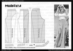 Se escolheu vestir uma calça larga, opte por blusas mais justas e com decotes nas costas, ombros e colo. Dentre os modelos que você pode e...