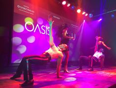 You know we're talking serious when we talk about our entertainment! #OasisLovesEntertainment #FunWithStyle #HavanaNightClub