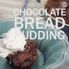 Don't throw away your stale bread! Cut it into pieces and use our Chocolate Bread Pudding recipe for a delicious dessert the whole family will love.