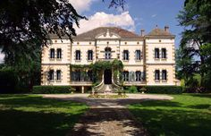Leggett: French Property - Price: € 995000 Property in Midi Pyrenees Tarn Gorgeous century old Chateau with elegant pool , 8 acres parkland,near Gaillac in the Tarn Property Prices, Property For Sale, French Property, Pyrenees, South Of France, Auckland, Places To Visit, Mansions, House Styles