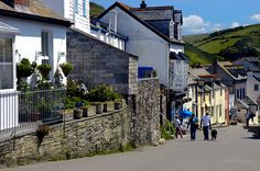 Beautiful Port Isaac, Cornwall