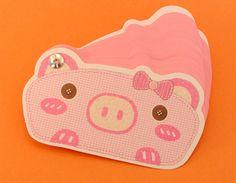 Piggy note pad.....