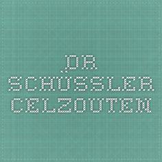 Dr. Schüssler Celzouten