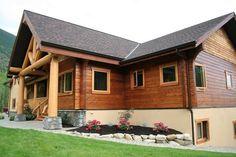 Construção de casa pré-fabricada de madeira - http://www.casaprefabricada.org/construcao-de-casa-pre-fabricada-de-madeira