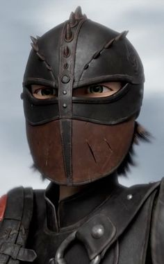 http://www.therpf.com/attachments/f24/hiccup-how-train-your-dragon-2-pic-heavy-helmet-front-jpg-338851d1402883436 - Hiccup Helmet