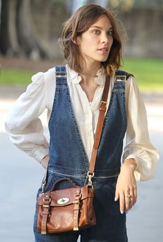 Alexa Chung Mulberry Alexa picture