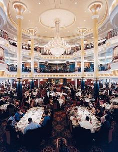 Cruise Deals  Get The Very Best Cruise Deal For Your Family Prepossessing Allure Of The Seas Main Dining Room Menu Design Ideas