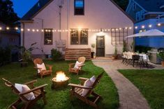 Affordable Outdoor Space Design Ideas For Backyard 35