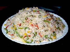 How to Make Chicken Fried Rice Pakistani Style Homemade Easy Video Tutorial - YouTube