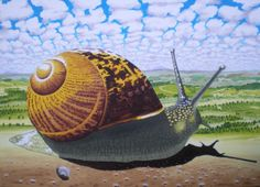 Snail / Though lovers be lost, love shall not, and death shall have no dominion / by JaimiB