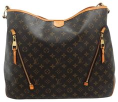 Louis Vuitton Monogram Delightful Gm Tote Bag. Get one of the hottest styles of the season! The Louis Vuitton Monogram Delightful Gm Tote Bag is a top 10 member favorite on Tradesy. Save on yours before they're sold out!