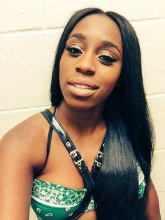 I love Naomi she's soo beautiful !!!