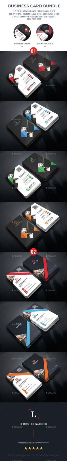 Soft Business Card Template PSD Bundle. Download here: http://graphicriver.net/item/soft-business-card-bundle/15210992?ref=ksioks