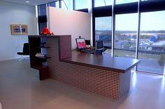 X-Board Plus Reception Desk #4 by Xanita.com, via Flickr
