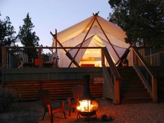 Luxurious Tents at Tranquil Spa & Glamping Resort near Bend, Oregon Luxury Tents, Luxury Camping, Go Glamping, Camping Hammock, Kayak Camping, Camping Stove, Beach Camping, Camping Outdoors, Oregon Vacation