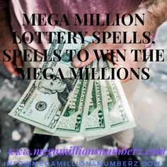 Magic ring for money, magic ring for riches, money spells, achievement spells Ground-breaking Divine Magic Ring: This ring you will be a standout amongst the greatest individual in this entire world. Winning Powerball, Lotto Winning Numbers, Winning The Lottery, Powerful Money Spells, Money Spells That Work, Mega Millions Jackpot, Country Dates, How To Find Out