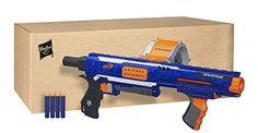 Amazon.com: Nerf N-Strike Elite Rampage Blaster: http://amzn.to/2umiJMG