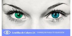 pupilentes de colores