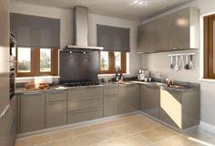 Super-modern kitchen. #newhomes #property