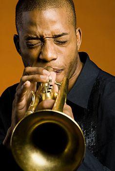 Santa Cruz Blues Festival headliner 2014 Trombone Shorty. Wow!  What a performance. Zippertravel.com Digital Edition