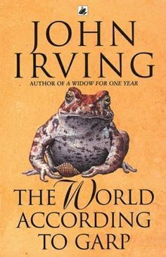 The World According to Garp by John Irving was one of the weirdest books I've read - you either love it or hate it...loved it!