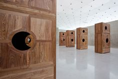 Ai Weiwei at Kunsthaus Bregenz | OpenBuildings