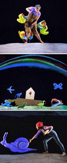 """Espectacle musical infantil """"La casa flotant"""". Gran Teatre del Liceu (Barcelona) 25 i 26 de febrer 2017"""