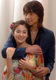 FULL HOUSE - SONG HYE KYO AND RAIN - watch it again because Lovable Girl is only on twice a week