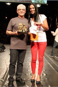 Categoria Grande Mestre Vencedor: Rubens Lucchetti