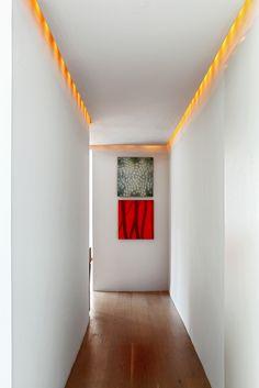 #excll #дизайнинтерьера #решения Спрятать ленту led освещения может быть очень хорошим решением для, на первый взгляд, простого интерьера.