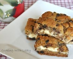 Chocolate Chip Cheescake Brownies
