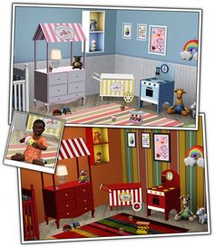 Cupcake Toys & Furniture by Sandy - Sims 3 Downloads CC Caboodle