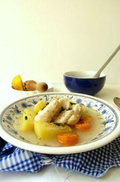 zuppa di pesce / psarosoupa