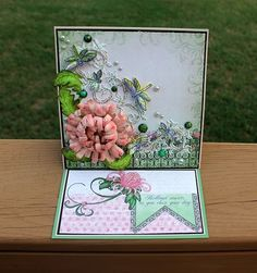 Archi's CraftCave!: Enchanted Mums Release - Heartfelt Creations!
