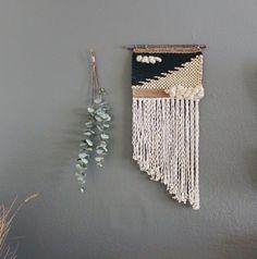woven wall hanging by ellen bruxvoort