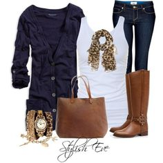 So cute for a winter day...and it would look great with something from Designs by Diva!