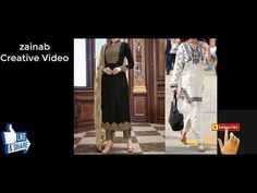 Beautiful latest different design long dress from Pakistan Creative Video, Different, Pakistan, Lawn, Beautiful, Collection, Dresses, Design, Fashion