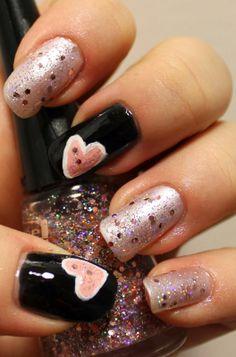 Goodly Nails: Sydämet