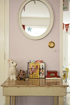 sweet display for child's room
