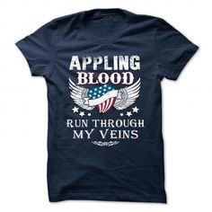 APPLING< TEES, T-SHIRTS, HOODIES (PRICE:19$ ==►►Click To Buying Now) #appling #Sunfrog #SunfrogTshirts #Sunfrogshirts #shirts #tshirt #hoodie #sweatshirt #fashion #style