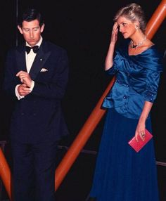 Remembering Charles and Diana Day Thirty One: the Prince and Princess of Wales attend a Bicentennial Fashion Show in Sydney, Australia, January 31 1988.