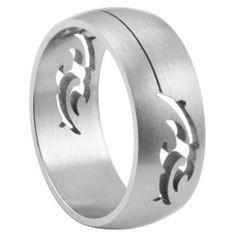 Stainless Steel Ring JewelryVolt. $4.37