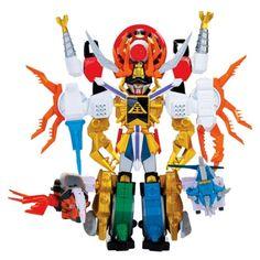 Power Ranger Samurai Megazord