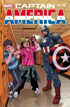 Marvel is teaming up with STOMP Out Bullying in October to release variant covers with anti-bullying messages.