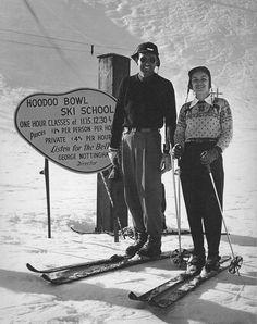 1000+ images about Vintage Skiing on Pinterest | Central oregon Vintage ski and Ski resorts