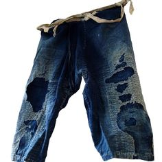 Momohiki, Japanese Worker Trousers