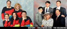 The Goldbergs TV show vs. the Real 1980s Family depicted on the '80s based TV show. See more: http://www.historyvshollywood.com/reelfaces/the-goldbergs/