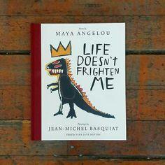 maya angelou  life doesn't frighten me