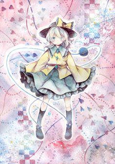Manga Art, Anime Art, Girl Boards, Anime Child, Old Games, Kawaii Art, Cute Images, Magical Girl, Evil Eye